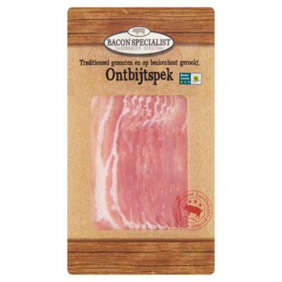 Bacon specialist Gerookte spekreepjes