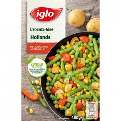 Iglo Groente idee Hollands