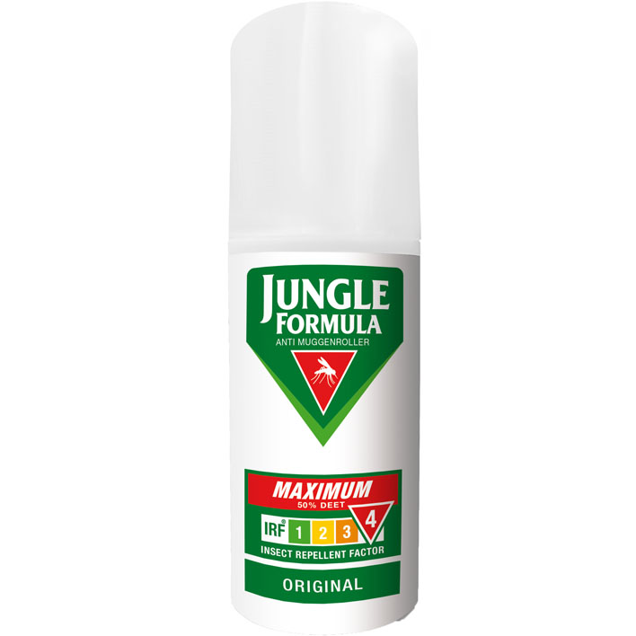 Jungle Formula Anti muggenroller