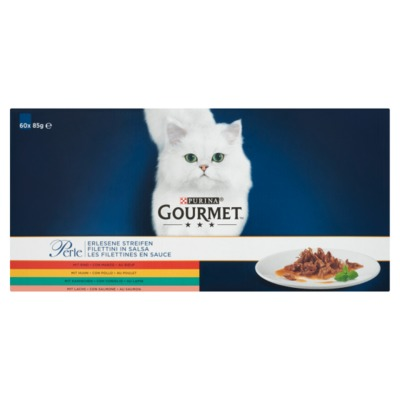 Gourmet perle pouch 60-pack