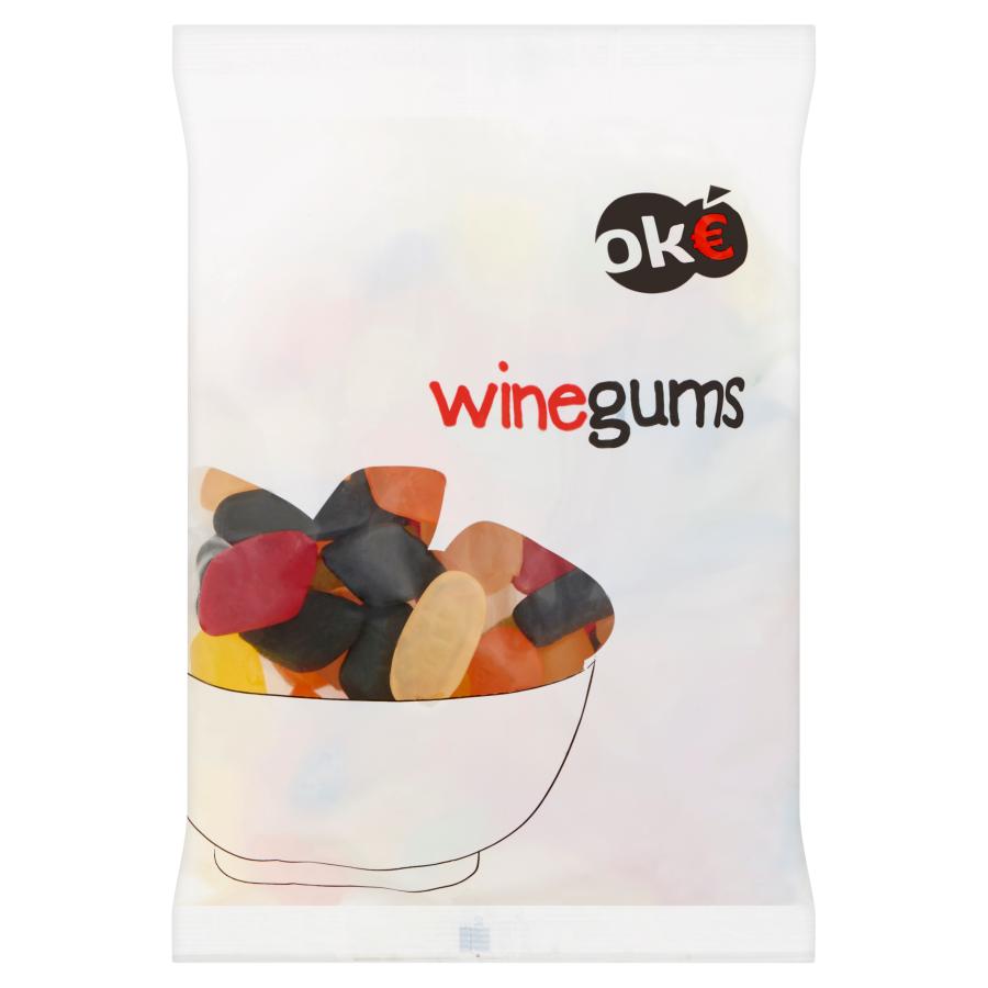 Budget Huismerk Winegums 500 g