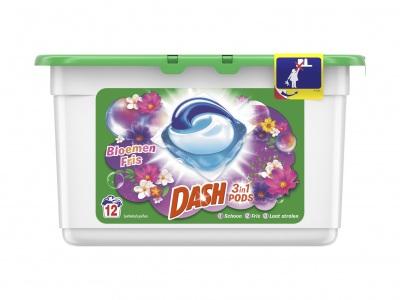 Dash Go pods kleur fris