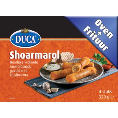Duca Shoarma rol 4 stuks