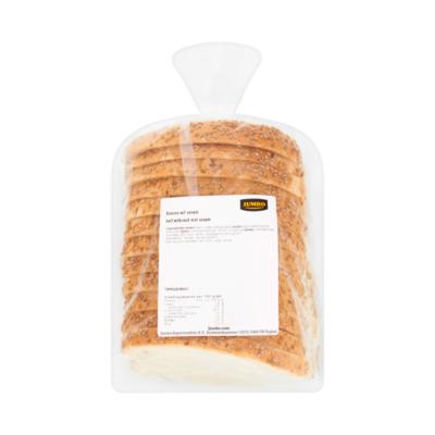Huismerk Boeren Half Witbrood met Sesam