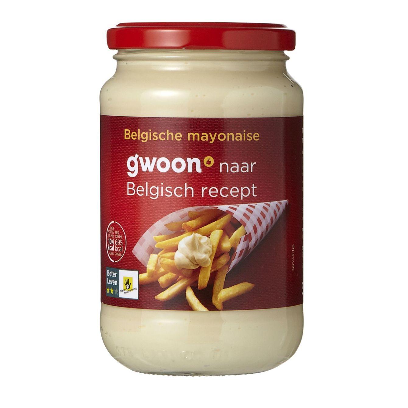 Huismerk Belgische Mayonaise