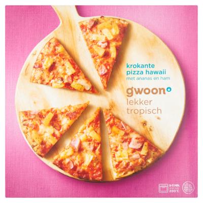 Huismerk Pizza Hawaii 355 g