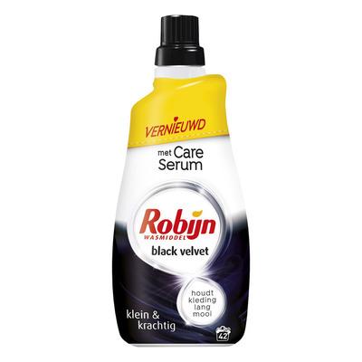 Robijn Wasmiddel klein & krachtig black velvet