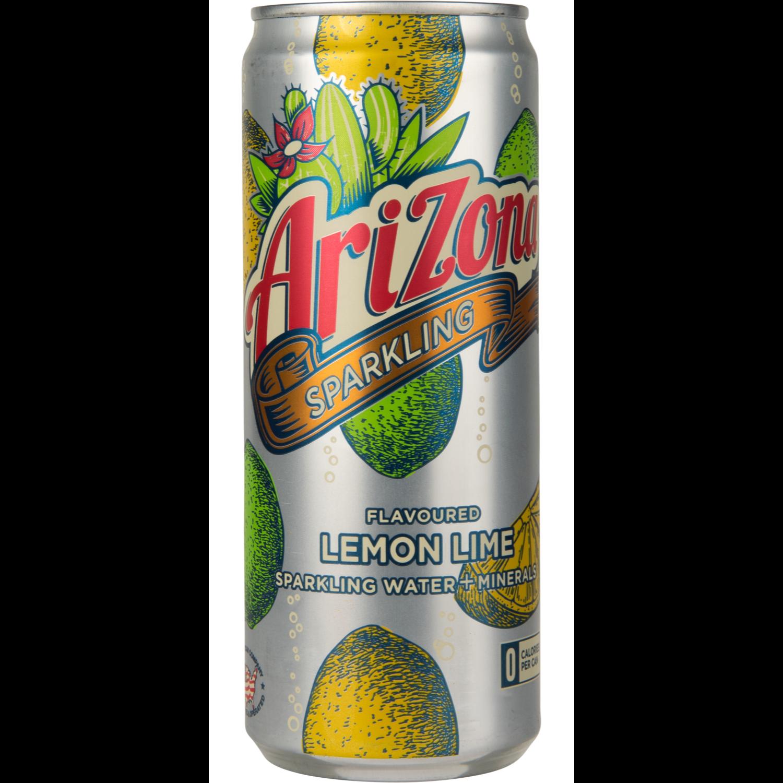 Arizona Water lemon-lime