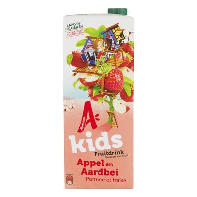 Appelsientje Kids aardbei-appel