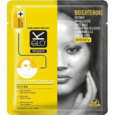 K-Glo Brightening coconut sheet mask