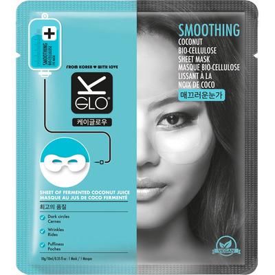 K-Glo Smoothening coconut eye mask