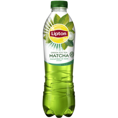 Lipton Ice tea green cucumber mint matcha
