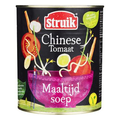 Struik Maaltijdsoep chinese tomaat