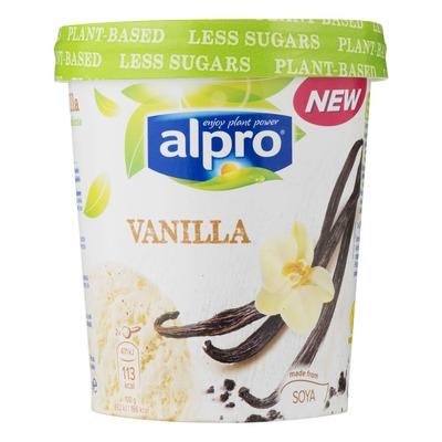 Alpro IJs soya vanilla