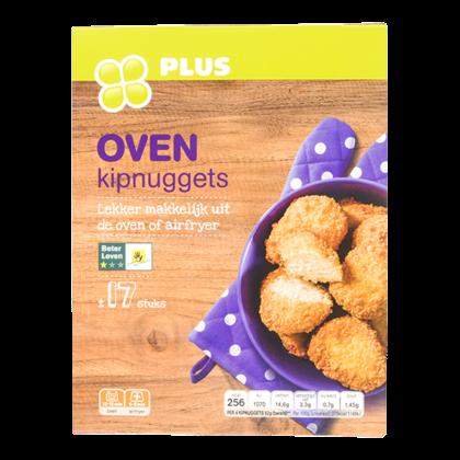 Huismerk Oven krokante kipnuggets 16st