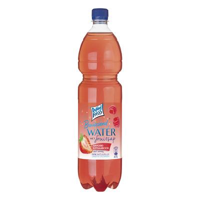 DubbelFrisss Water aardbei framboos