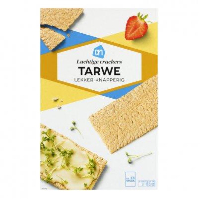 Huismerk Luchtige crackers tarwe