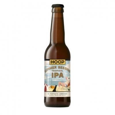 Hoop Bier Summer session tropical IPA