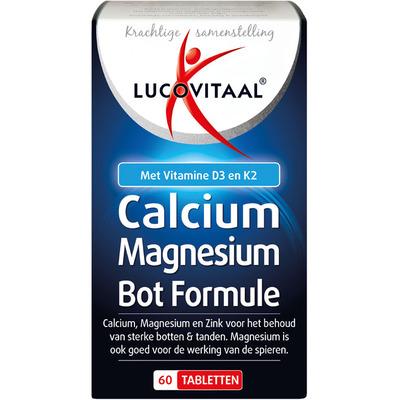 Lucovitaal Calcium-magnesium botformule tabletten