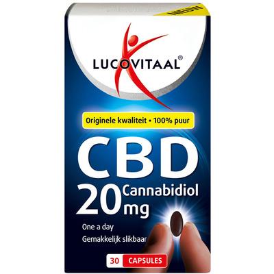 Lucovitaal  CBD Cannabidiol