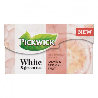 Pickwick White jasmin & passionfruit witte thee