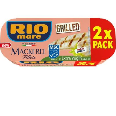 Rio Mare Makreel in olijfolie
