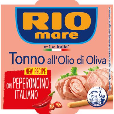 Rio Mare Tonijn peperoncino