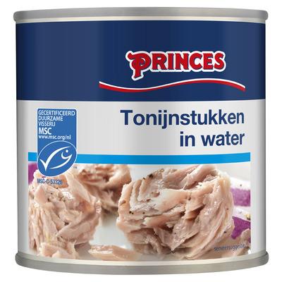 Princes Tonijn stukken in water MSC