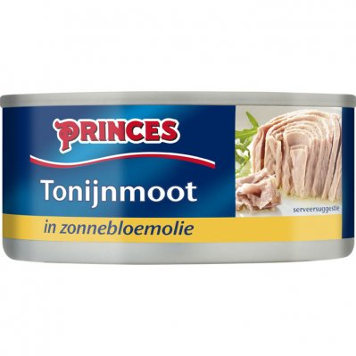 Princes Tonijn moot in olie