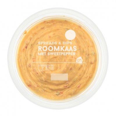 Huismerk Roomkaas met sweetpepper