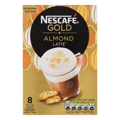 Nescafé Almond latte