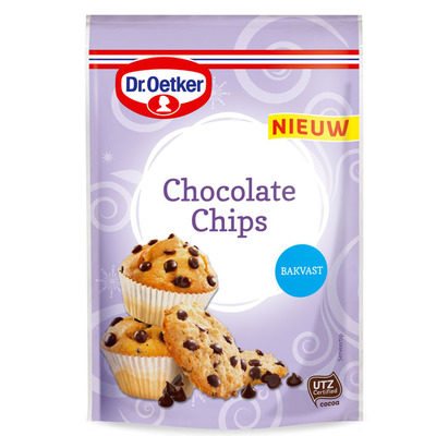 Dr. Oetker Chocolate chips