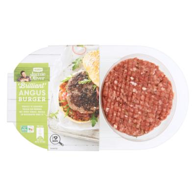 Huismerk Jamie Oliver 'Brilliant' Angus Burger
