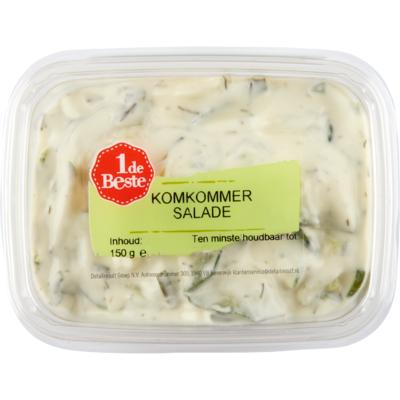 Huismerk Ei Komkommer Salade