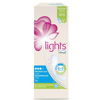 Tena Lady Inlegkruisjes Liner Light