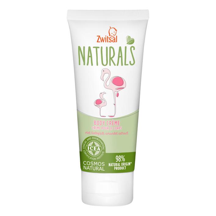 Zwitsal Naturals Body creme