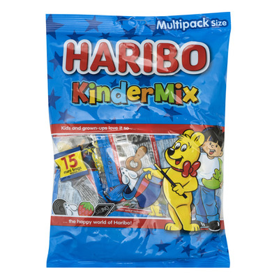 Haribo Kindermix mini