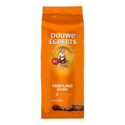 Douwe Egberts Verfijnd Koffiebonen