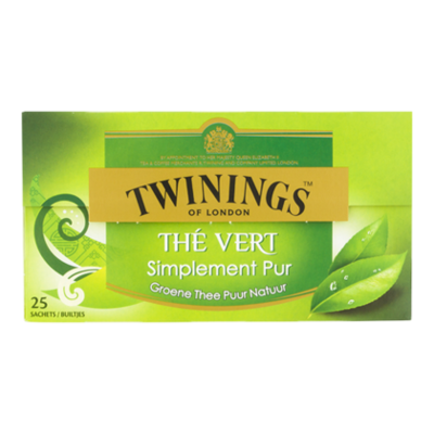 Twinings Groene thee puur natuur