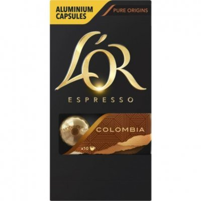 L'OR Espresso Colombia koffiecups