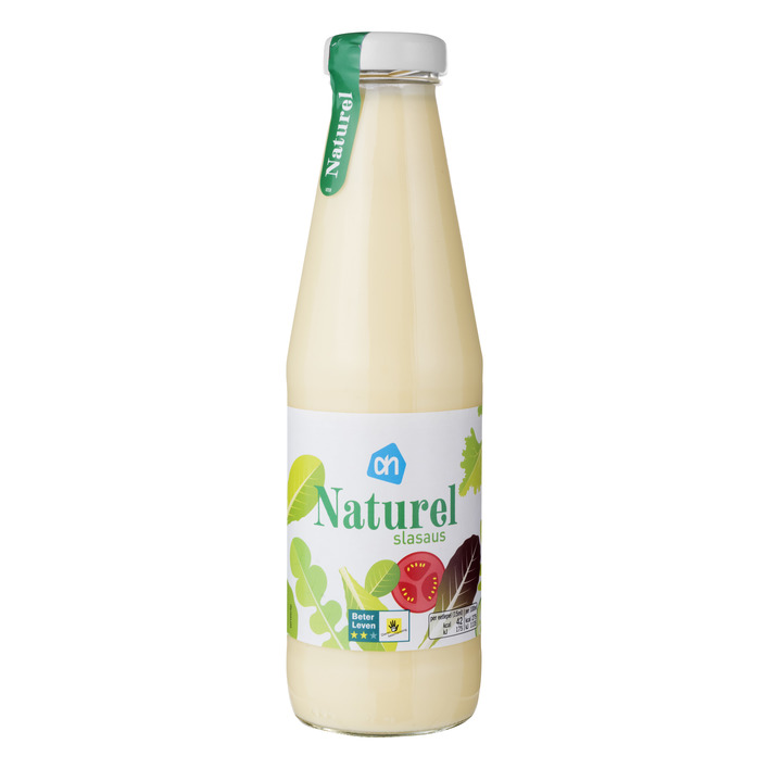 Huismerk Slasaus naturel