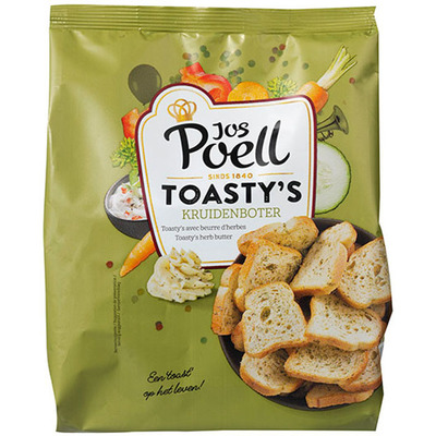 Jos Poell Toasty kruidenboter