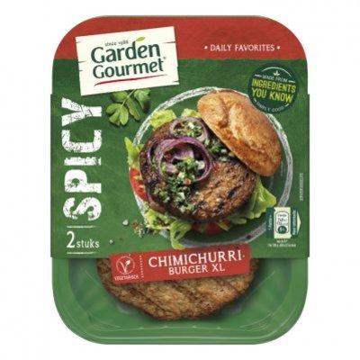 Garden Gourmet Chimichurri burger