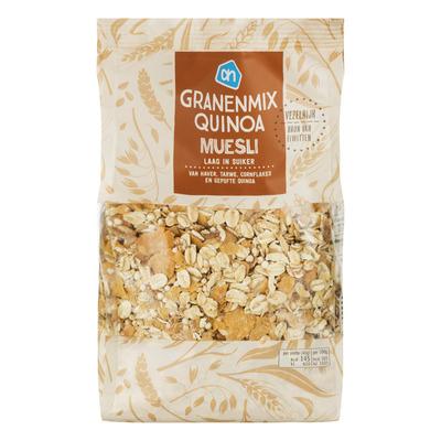 Huismerk Granenmix met quinoa muesli