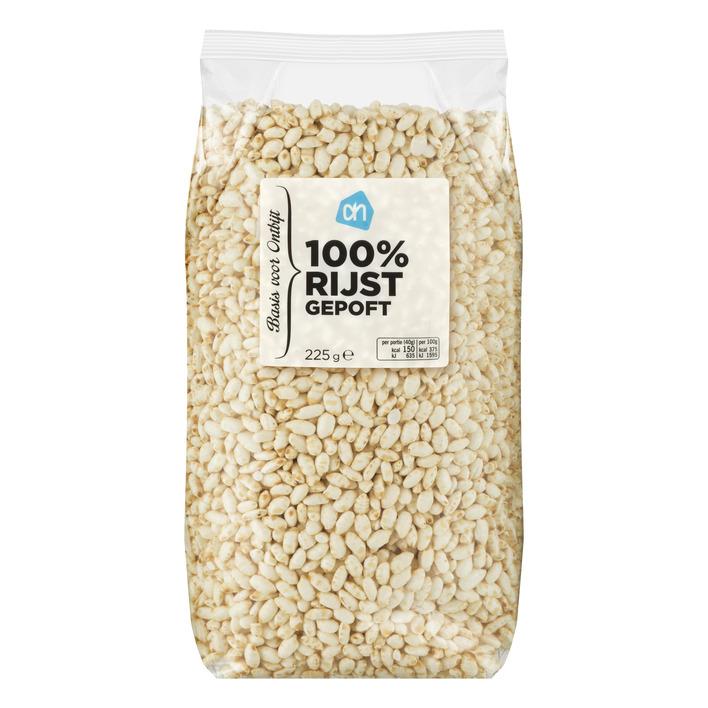 Huismerk 100% rijst gepoft