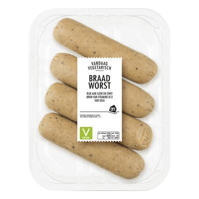 Huismerk Braadworst (vegetarisch)