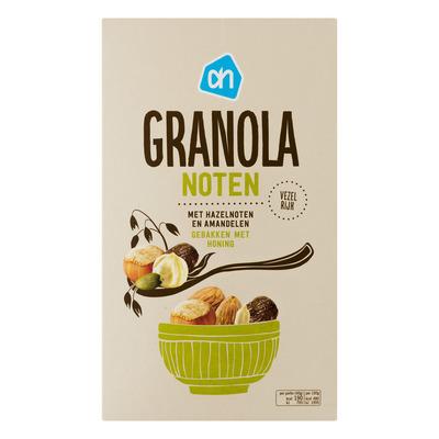 Huismerk Granola noten