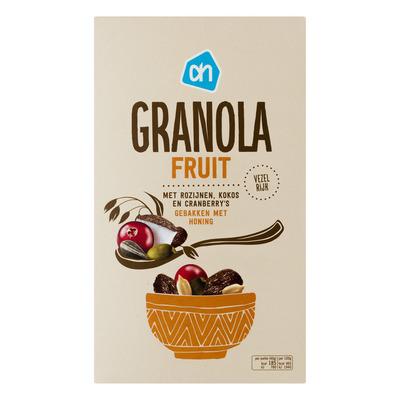 Huismerk Granola fruit