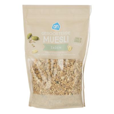 Huismerk Geroosterde muesli zaden