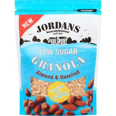Jordans Low sugar granola almond & hazelnut